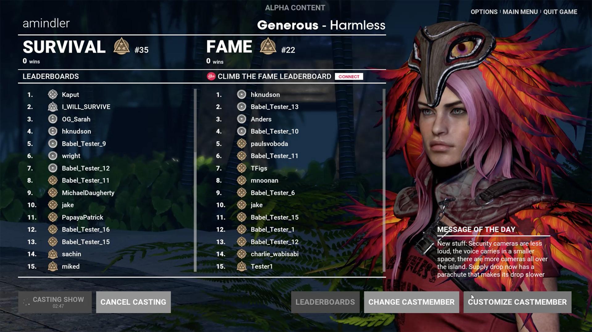 GameShow-MainLeaderboardScreen